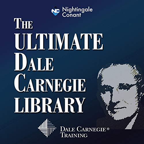The Ultimate Dale Carnegie Library audiobook cover art