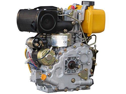 Rotek luftgekühlter 1-Zylinder 4-Takt 219ccm Dieselmotor, ED4-0219-E-F1A