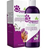 Natural Colloidal Oatmeal Dog Shampoo - Cat Shampoo and Dog Bathing...