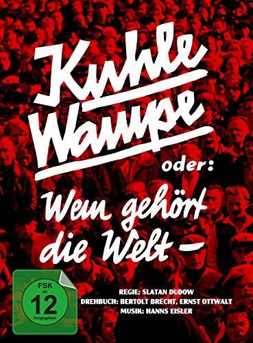 Kuhle Wampe oder: Wem gehört die Welt? (Mediabook, + DVD) [Blu-ray]