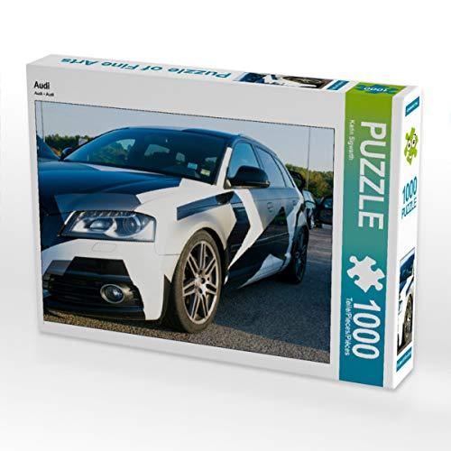 CALVENDO Puzzle Audi 1000 Teile Lege-Größe 64 x 48 cm Foto-Puzzle Bild von Karin Sigwarth