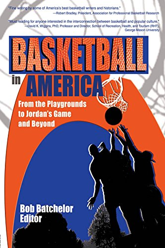 Image OfBasketball In America: From The Playgrounds To Jordan's Game And Beyond (Contemporary Sports Issues) (English Edition)