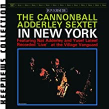Sextet in New York by Adderley, Cannonball (2008) Audio CD