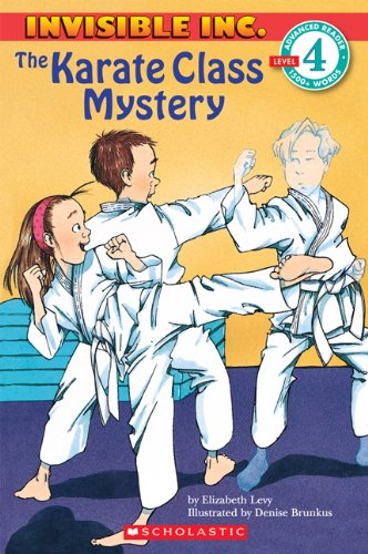 The Karate Class Mystery (Hello Reader (Level 4, No 5))の詳細を見る