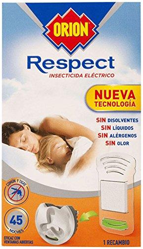 Recambio Orion Respect Insecticida Eléctrico - 1 recambio