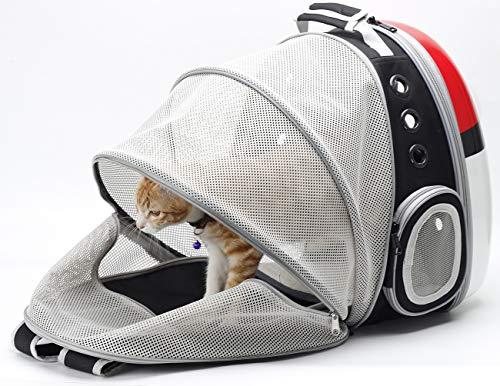 Expandable Backpack Space Capsule Bubble Pet Carrier