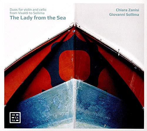 The Lady from the Sea - Duette für Violine und Cello von Vivaldi bis Sollima