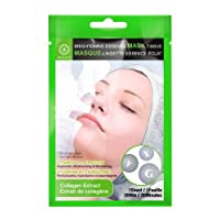 (3 Pack) ABSOLUTE Brightening Essence Mask - Collagen (並行輸入品)