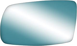 Fit System 33256 Driver Side Heated Replacement Mirror Glass with Backing Plate