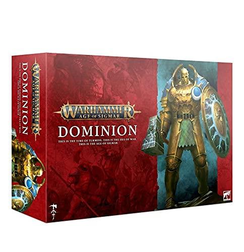 Games Workshop Warhammer Age of Sigmar: dominio dominio tedesco