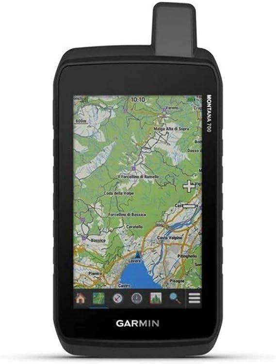 Garmin Montana 700 Gps Device Black 200 000 Sport Freizeit