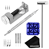 Paxcoo Watch Band Tool Kit - Watch Link Remover, Spring Bar Tool Set