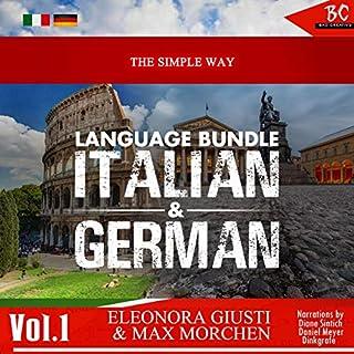 The Simple Way Language Bundle: Italian & German, Vol. 1 cover art