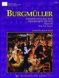 GP385 - Twenty Five Easy and Progressive Studies Opus 100 - Burgmuller