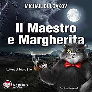Il Maestro e Margherita                   By:                                                                                                                                 Michail Bulgakov                               Narrated by:                                                                                                                                 Moro Silo                      Length: 18 hrs and 42 mins     8 ratings     Overall 4.6