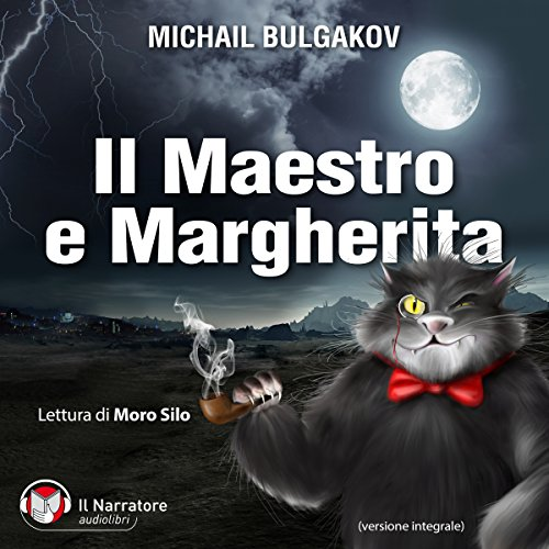 Il Maestro e Margherita audiobook cover art