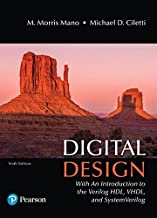 digital and logic design by morris mano
