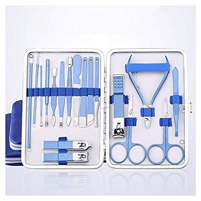 Set de cortaúñas Azul