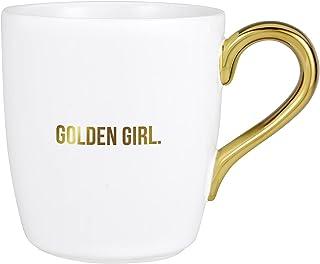 Santa Barbara Design Studio That's All Ceramic Coffee Mug, 16-Ounce, Golden Girl