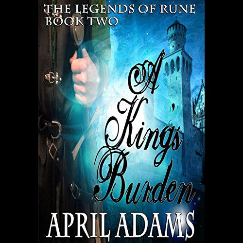 A King's Burden audiobook cover art