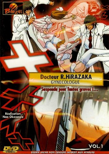 DOCTEUR R. HIRAZAKA VOL.1 - V.F.
