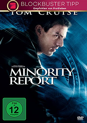 Minority Report [Alemania] [DVD]