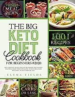 Keto Diet Cookbook 1001