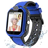 Product Image of the 4G GPS Kids Smartwatch Phone - Boys Girls Waterproof Watch with GPS Tracker 2...