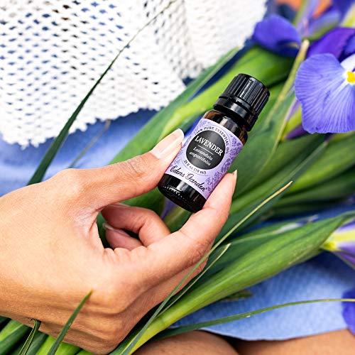 Edens Garden Lavender Essential Oil, 100% Pure Therapeutic Grade (Skin Care & Stress) 30 ml