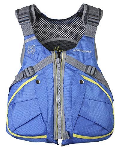 Find Discount Stohlquist Women's Flo Lifejacket-Navy-XS/S