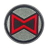 Cobra Tactical Solutions - Parche Militar de BLACK WIDOW AVENGERS LOGO con Cierre de Velcro para...