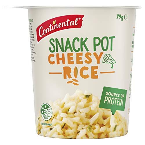 CONTINENTAL Snack Pot   Cheesy Rice, 79g
