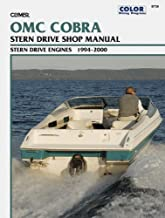 OMC Cobra SX Stern Drive Engines 1994-2000 (Clymer Color Wiring Diagrams) by Penton Staff (2000-05-24)