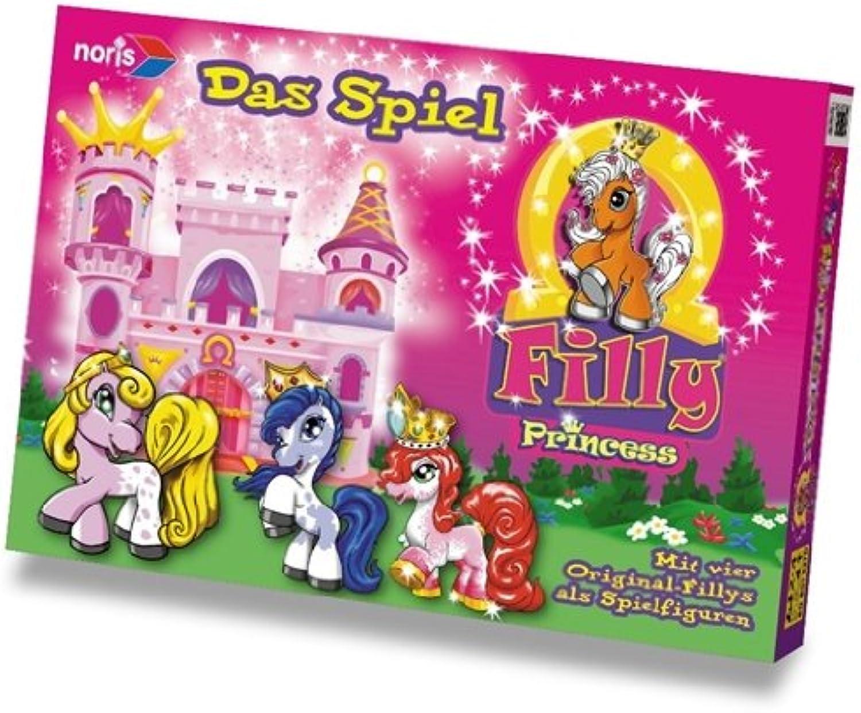 Noris 60 601 3370 - Filly Princess - Das Spiel