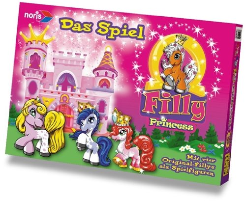 noris 60 601 3370 - Filly Princess - Das Spiel