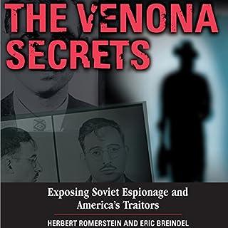 The Venona Secrets audiobook cover art