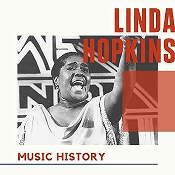 Linda Hopkins - Music History