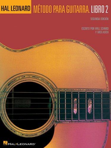 Metodo Para Guitarra Hal Leonard Libro 2