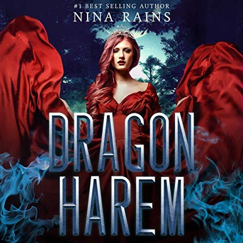 Dragon Harem: A Reverse Harem Fantasy Romance Titelbild