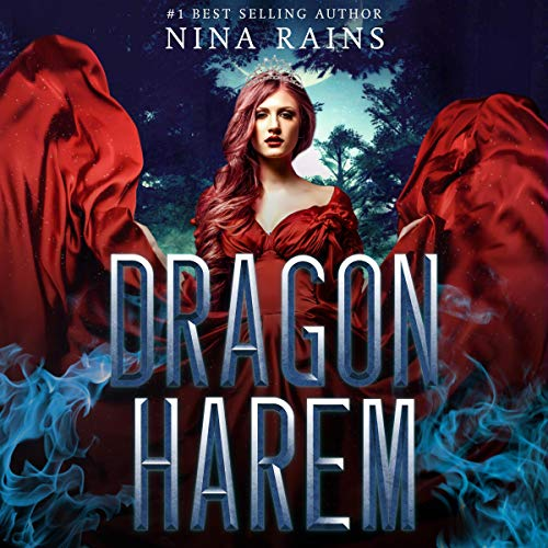 Dragon Harem: A Reverse Harem Fantasy Romance cover art
