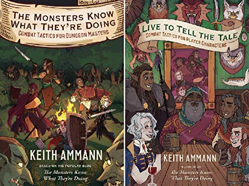 The Monsters Know What They're Doing (2 Book Series)