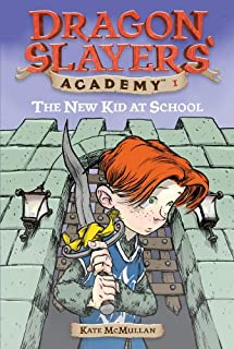 The New Kid at School #1 (Dragon Slayers' Academy) (English Edition)