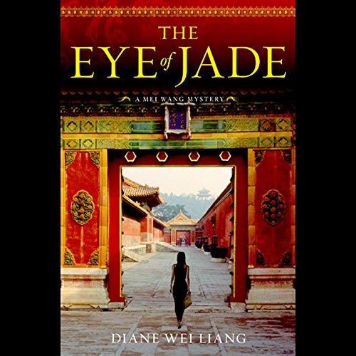 The Eye of Jade audiobook cover art