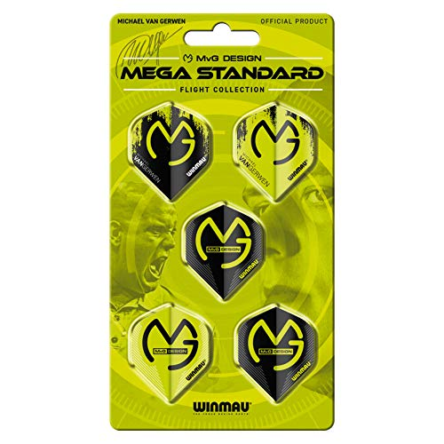 WINMAU MVG Mega Standard Flight Pack