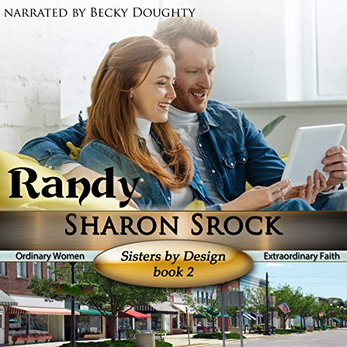 Randy audiobook cover art