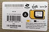 Sprint SIM Activation Kit - Read Description For Compatible Devices