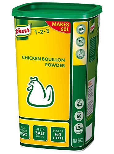 Knorr Chicken Bouillon Powder - Pack Size = 1x1.2kg