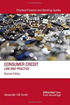 consumer credit law and practice