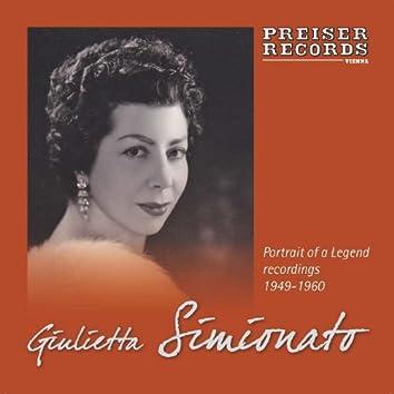 Giulietta Simionato - Portrait of a Legend