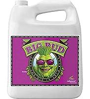 BigBud Organic4L 土壌用 100%オーガニックのより大きく質の高くする開花ブースト